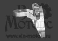 Кронштейн опоры двигателя левый Амулет