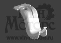 Кронштейн крепления глушителя