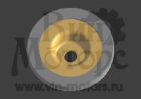 Шайба амортизатора металл. Амулет