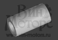 Втулка амортизатора заднего (металлическая) Амулет