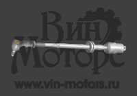 Тяга рулевая БЕЗ наконечника A11-3003010BA