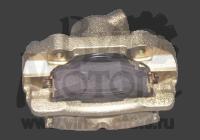 Суппорт тормозной Амулет передний правый