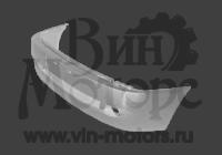 Бампер передний  ЧЕРИ АМУЛЕТ (серый грунт)