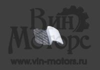 Заглушка крюка переднего бампера Амулет