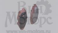Колодки тормозные передние Свит (S11-3501015)